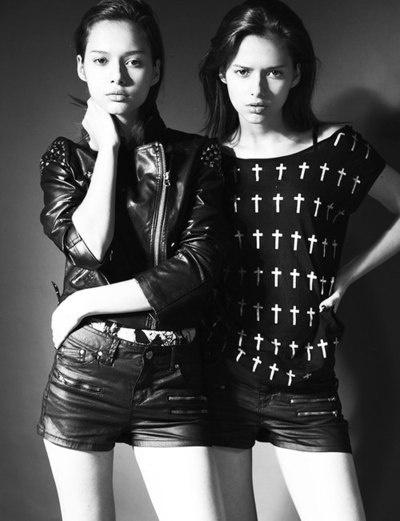 sonya @ anna kupriienkoMoodboard 4 Sisters, Fashion Spots, Post, Sisters Anna, Sonya Kupriienko, Anna Kupriienko, Brown Sisters