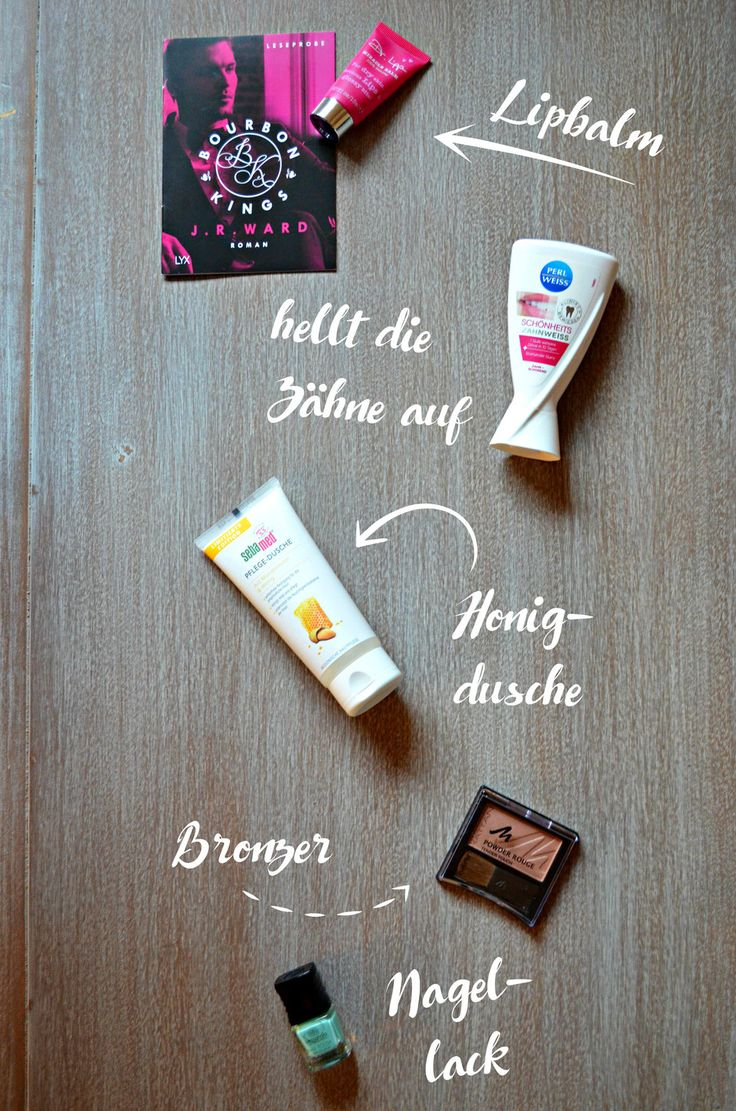 Pinkbox Januar Inhalt