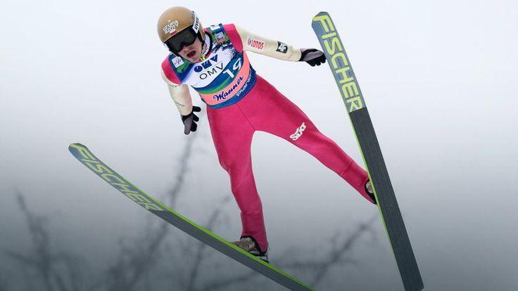 Piotr Żyła: skakałem bardzo dobrze, wyjątkiem kilka wpadek