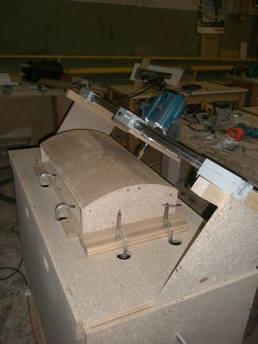 making curved doors #1: making curved doors – by Rembo @ LumberJocks.com ~ woodworking community