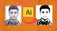 Convert Image to Vector in Adobe illustrator Coupon|Free  #coupon
