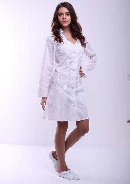 Женский медицинский халат, фото 4