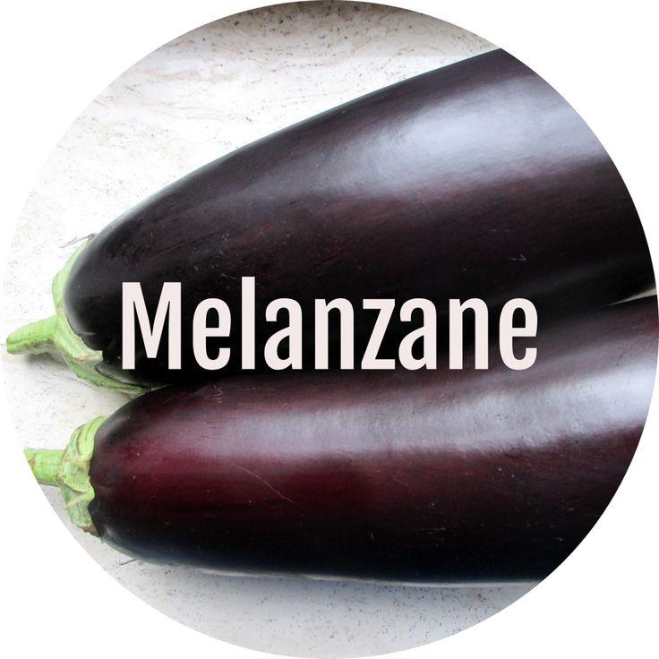 Ricette con Melanzane