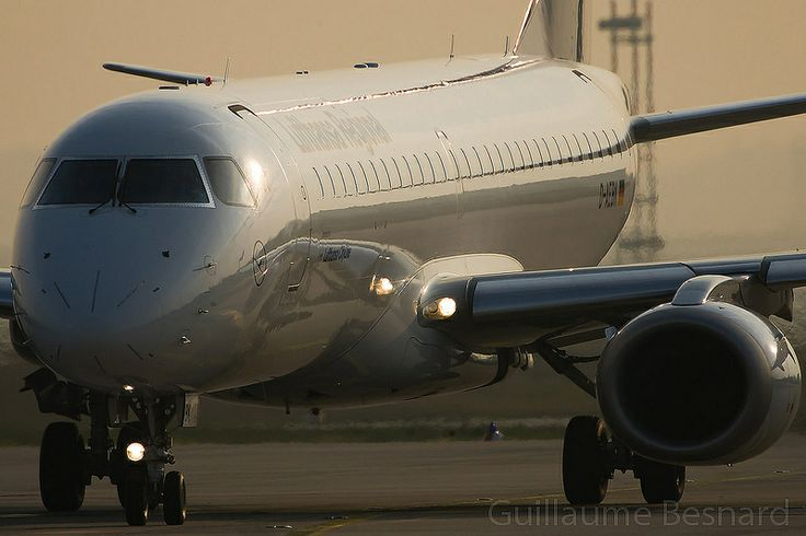 Embraer EMB-190 Lufthansa CityLine D-AEBK cn 19000500