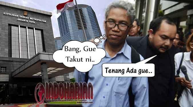 Tersangka Buni Yani Dipanggil Polda, DITAHAN!!