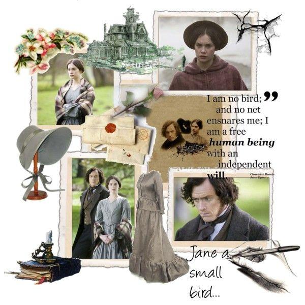 """Jane a small bird..."" by zellerjuli on Polyvore"