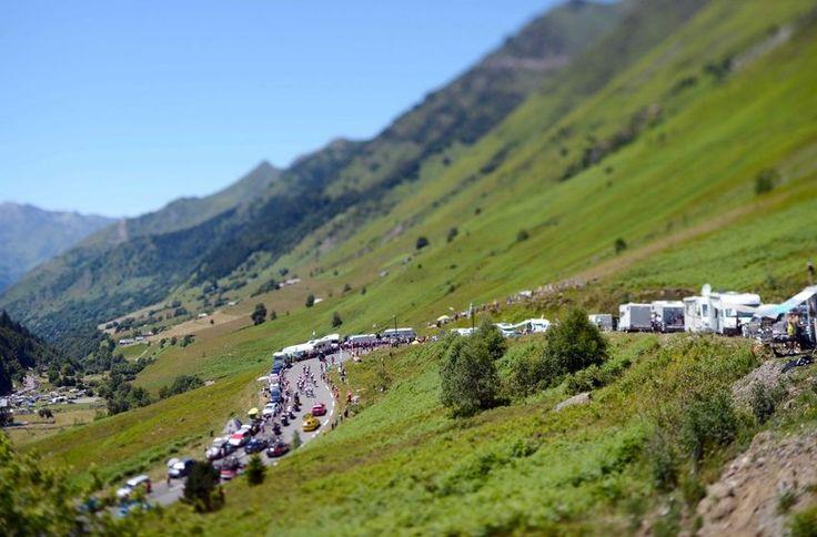 July 18, 2012; Pau-Bagneres de Luchon