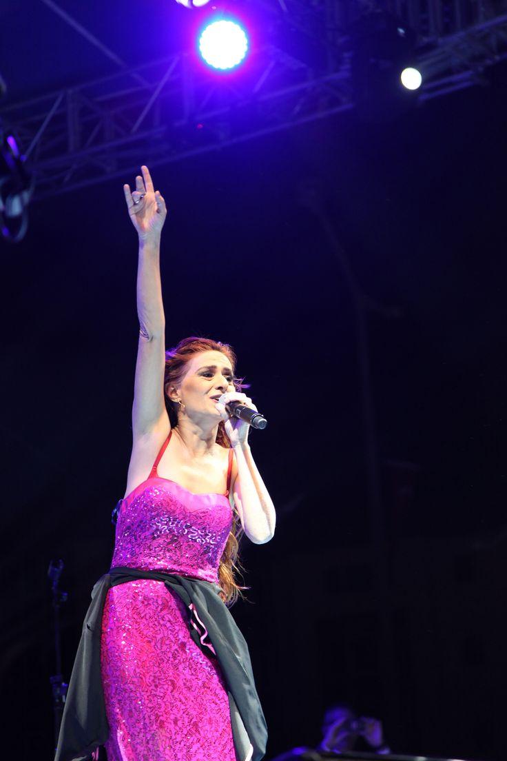 Yıldız Tilbe konseri