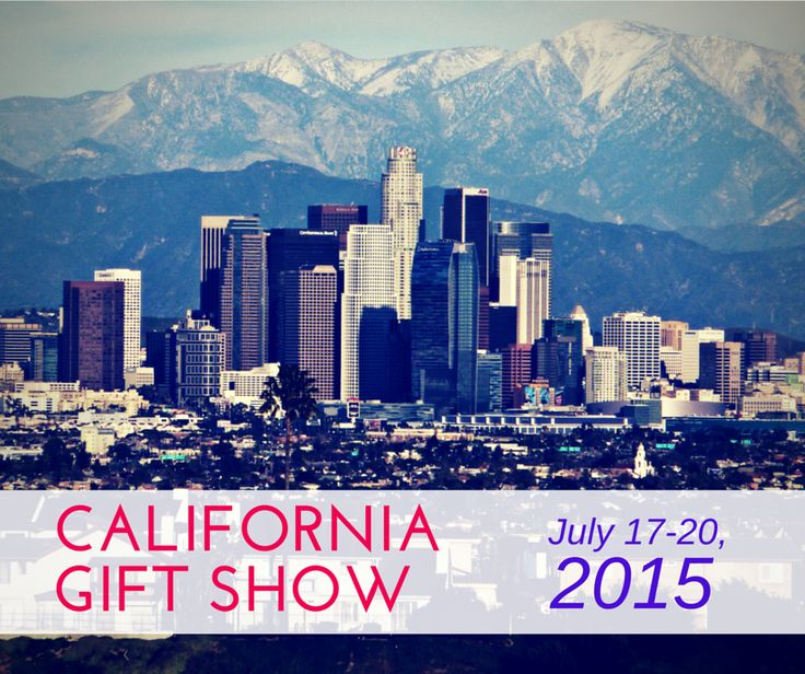 Discover fresh new finds from around the world. Only in LA. Only at the California Gift Show. Unique designs with an international flair. Up-and-coming style-setters. Best-selling brands. It's all here. #CAGiftShow
