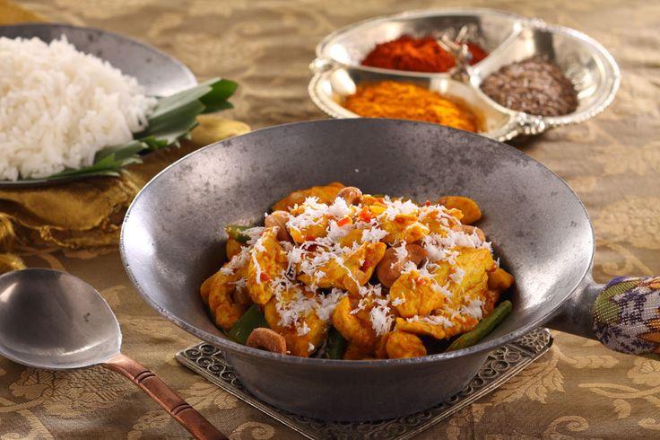 #Boter #Kip #Curry, #Indianse #Boterkip #wokgerecht