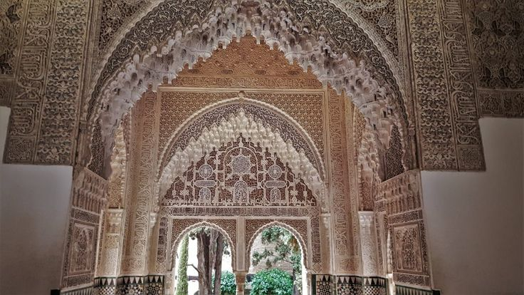 Vizita in Alhambra - Granada! - Trivo.ro