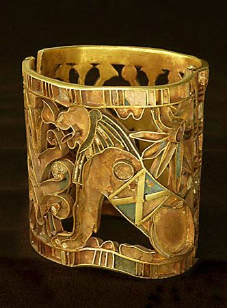 Bracelet. Around 1460 BC (18th Dynasty)