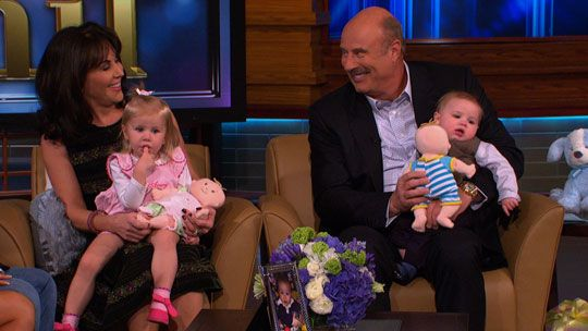 Dr. Phil and Robin's youngest son, Jordan, is an accomplished guitarist and published songwriter. Description from drphil.com. I searched for this on bing.com/images