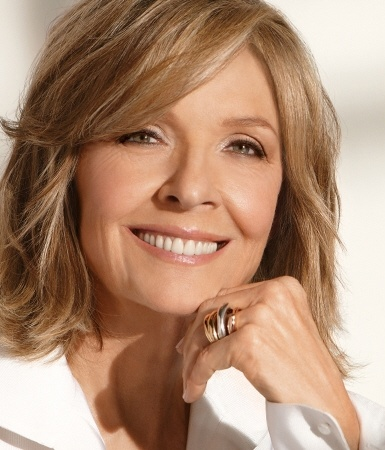 "Not big on ""celebs"", I do have to say though that I thoroughly enjoy watching Diane Keaton. Delightful!"