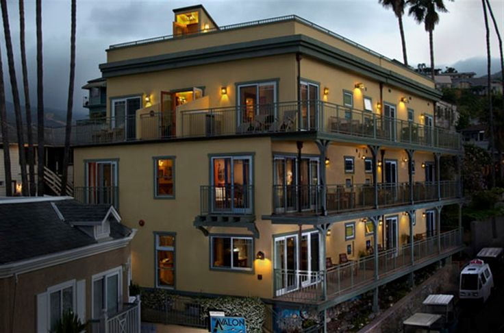 Catalina Island Hotels | Seaport Village Inn Hotel Packages