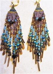 Sherry Serafini earrings - very beautiful