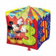 Shape Cubez Mickey Mouse Age 3 $17.95 U28629