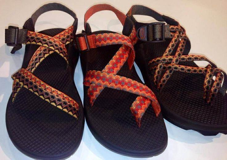 Spring 2014 Chaco Line Because You Can Never Have Enough