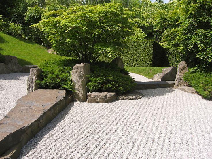 Trädgård japansk stil : Över id� er om japanska trädgårdar på