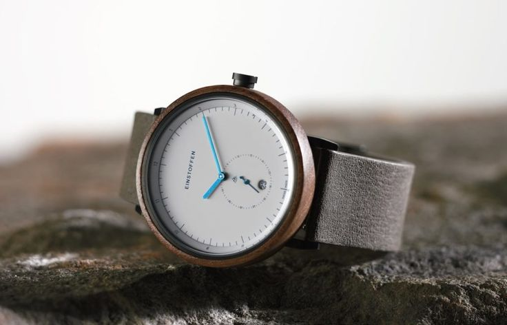 EINSTOFFEN Automatic Wood Swiss Made Watches