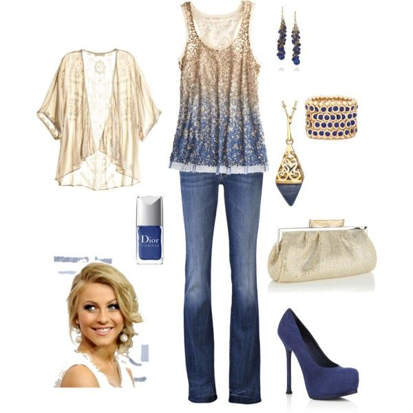This outfit would be great for strolling the streets of Paris!