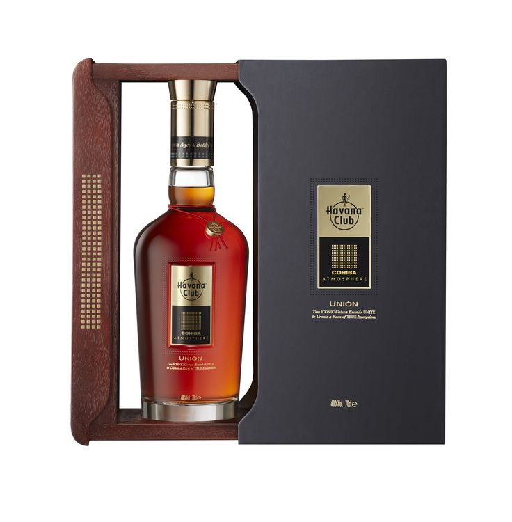 HAVANA CLUB UNIÓN LAUNCH SEES CUBAN RUM AND CIGARS PAIRED IN WORLD'FIRST' *Press Release* Havana Club, the leading rum in the super-premium category, has announced the launch of Havana Club Unión,...