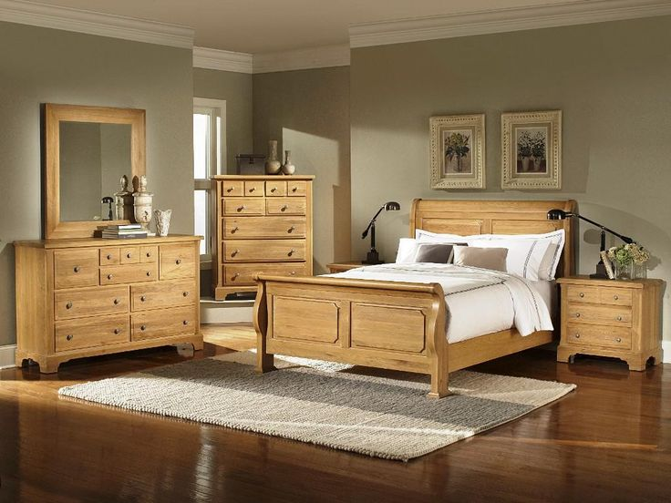 Oak Bedroom Furniture Sets – Insanely Cozy Yet Elegant