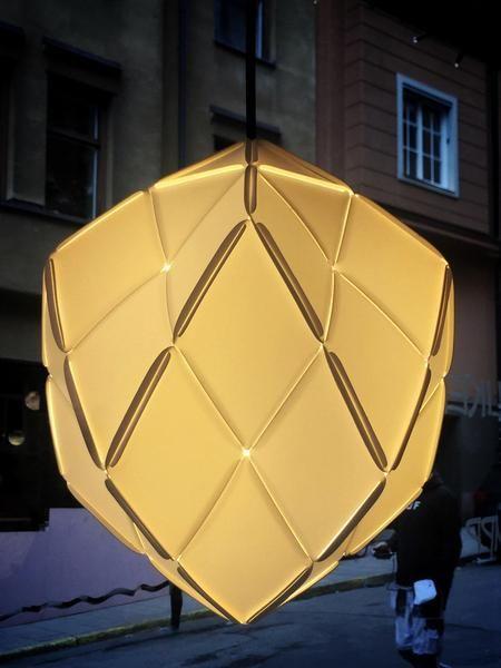 Icodecaro Polyogo lamp