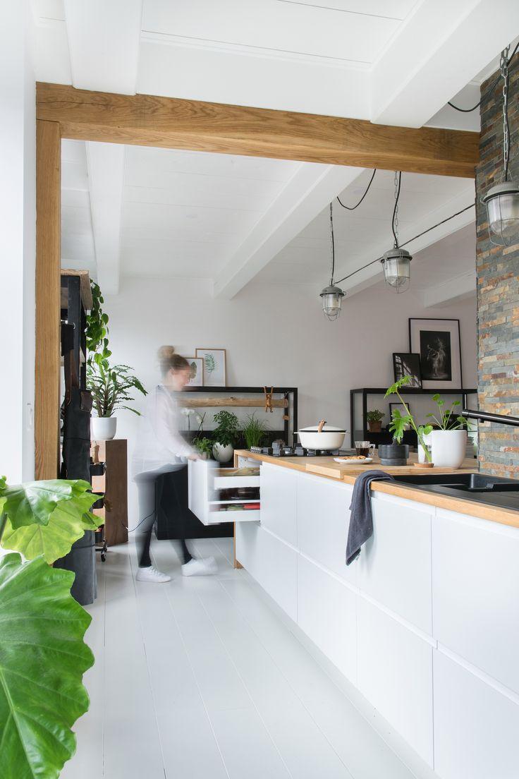 Bekijk 'Binnenkijken bij Jellina & Jan' op Woontrendz ♥ Dagelijks woontrends ontdekken en wooninspiratie opdoen!