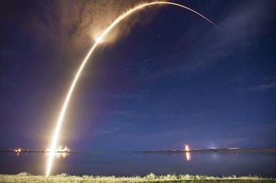 SpaceX achieves back-to-back successes for AsiaSat