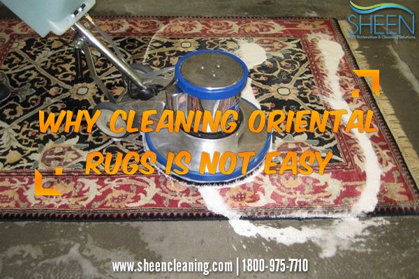 When it comes to cleaning carpets and rugs, the task seems to be very difficult. The stains are hard to get rid of and any wrong solution can damage the fibers of the carpets beyond repair. But, when it comes to Oriental rug cleaning, the situation becomes even more serious.Oriental rugs comes from different countries are made of different materials. They are also very delicate which is why cleaning oriental rugs is so difficult.