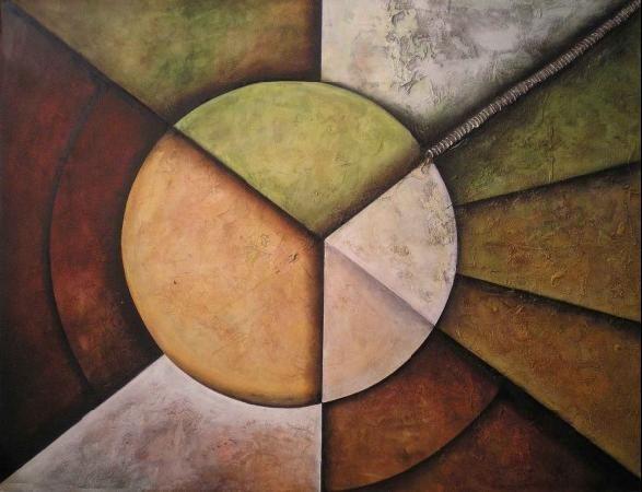 pinturas abstractas geometricas - Buscar con Google | My passion ...