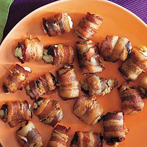 Devils on Horseback | MyRecipes.com
