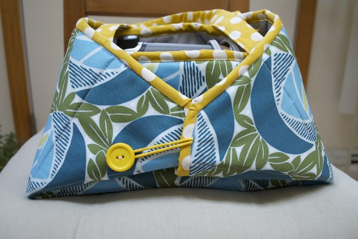 A blog about sewing and quilting. Information on fabric, tutorials, event reviews and quilting social events can be found here.
