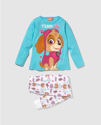 Pijama de niña Personaje de Patrulla Canina