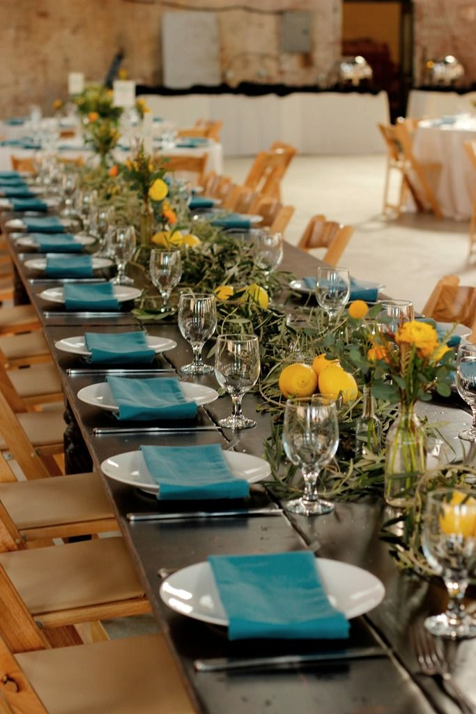 contrasting colors in lemon yellow and teal blue set off nicely rh pinterest ca