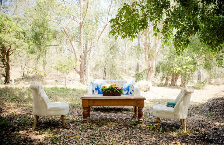 AAWEP courses, styled shoot set in Australian countryside