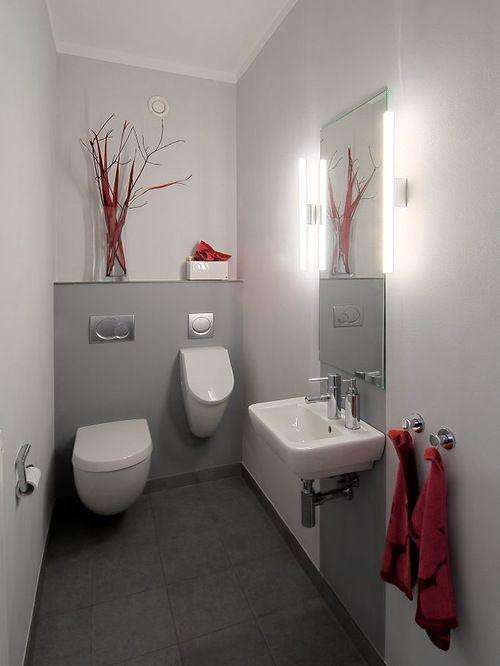 Gäste wc fliesen ideen