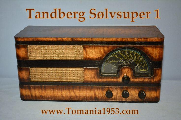 Tandberg Sølvsuper 1