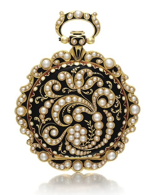 Pocket Watch 1840 Sotheby's...I want to tell time on this!