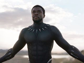 """The highly anticipated blockbuster film """"Black Panther"""" is apparently not eagerly awaited by everyone."""