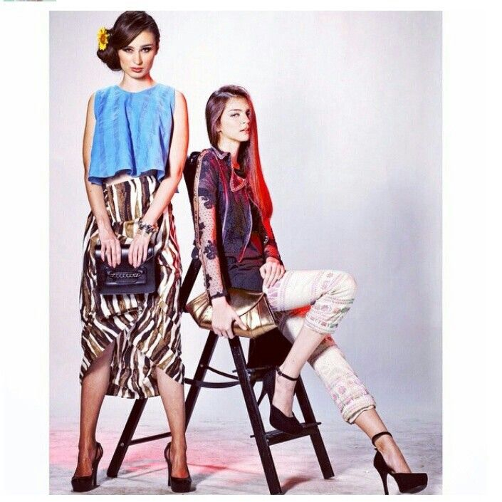 Batik n Songket in Action.. outfits by Lenny Agustin