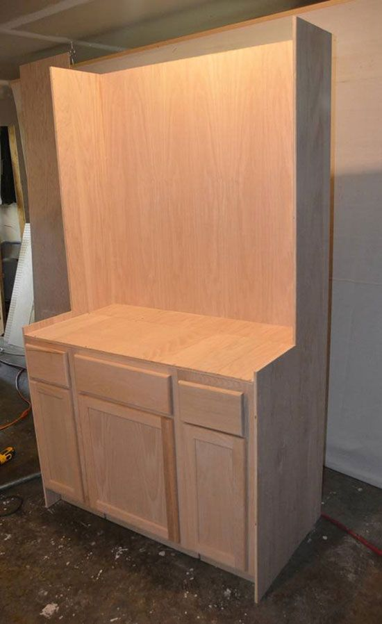 hoosier cabinet plans diy cabinet plans hoosier cabinet and rh pinterest com