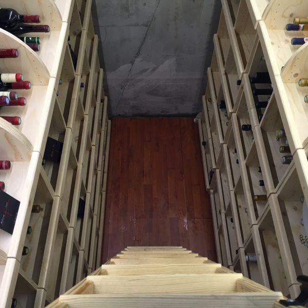 Cave A Vin Enterree En Beton Polycave In 2019 Wine Cellar
