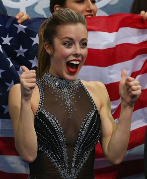 Ashley Wagner: US Olympic figure skater calls Seabeck, Washington home #sochi2014 | The Seattle Times