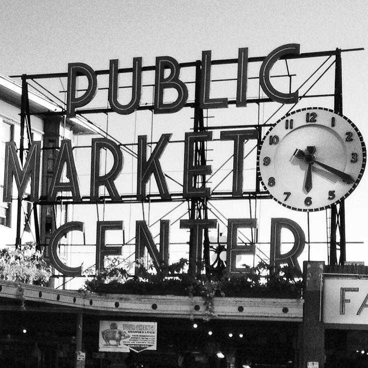 Public Market Seattle WA 796 best Cities