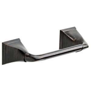 Delta Everly Pivoting Toilet Paper Holder in Venetian Bronze-EVE50-VBR - The Home Depot