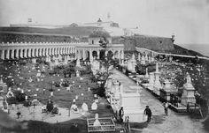 Cementerio Santa María Magdalena de Pazzi, San Juan, Puerto Rico (1880)