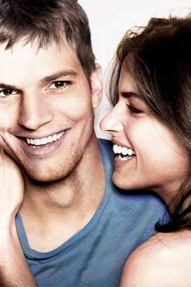 Ashton Kutcher & Amanda Peet in A Lot Like Love
