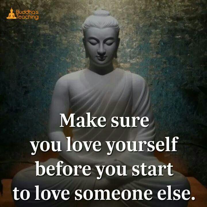 Make sure to love yourself Đảm bảo bạn biết yêu bản thân trc khi bạn bắt đầu dành tình cảm cho ai đó khác
